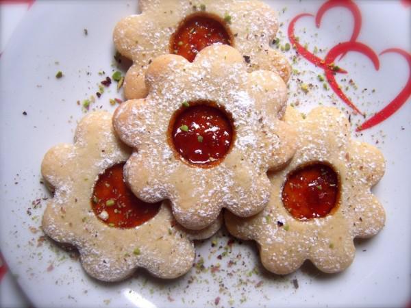 Daisies cookies