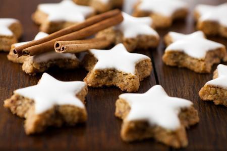 Starlets cinnamon cookies