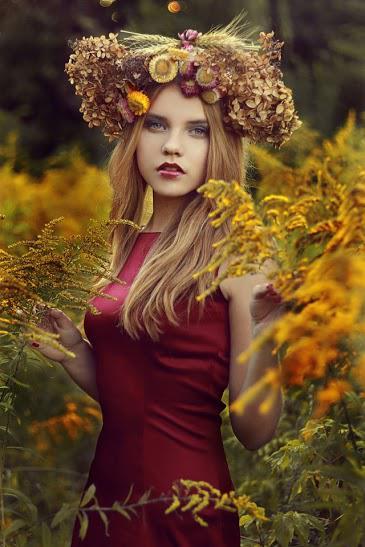 La fée de l'automne